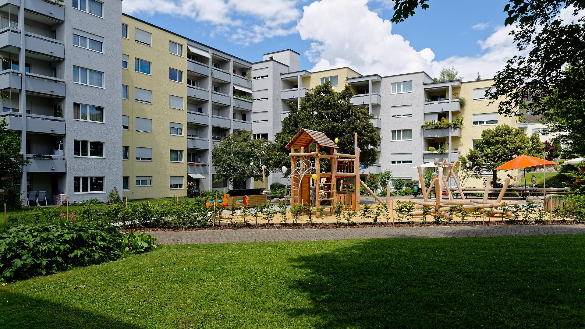 Wohn-Baugenossenschaft Hof